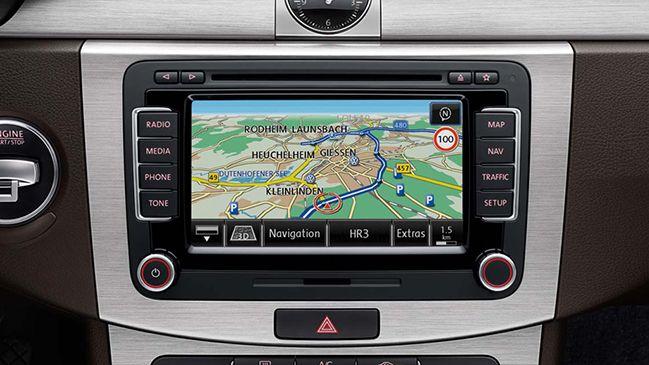 RNS510 Garantie Volkswagen dealer