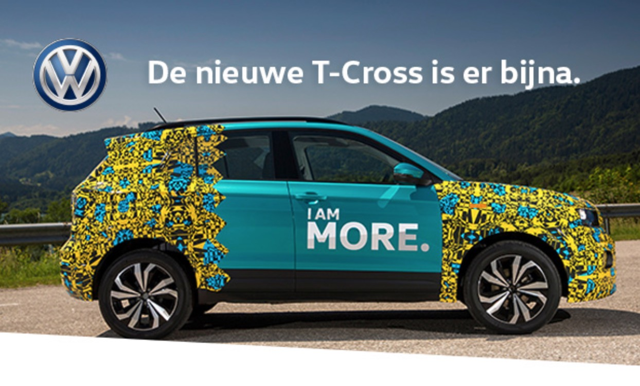 VW T-Cross Autopar