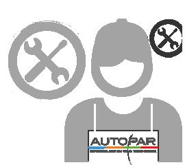 Inbouwlocaties Autopar