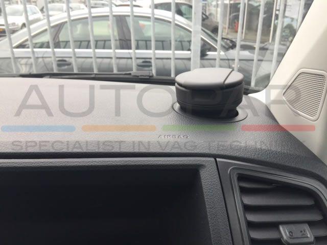 VW asbak afvalbakje
