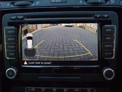 Autopar Volkswagen Achteruitrijcamera