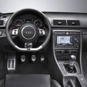 Audi A4 Radio Navigatie RNS-E mmi 2002-2008-0