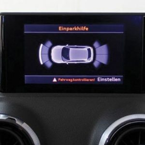 Parkeersensoren Audi A3 8V voor en achter-0