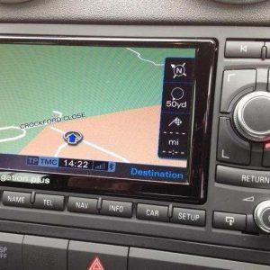 Audi A3 Navigatie RNS-E mmi PU Nieuw-0
