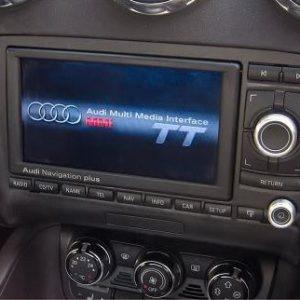 Audi TT Radio Navigatie RNS-E MMI Gereviseerd-0
