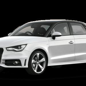 Audi A1 t/m 2018