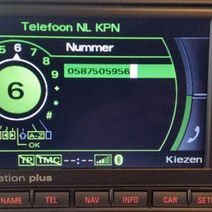 Audi Bluetooth Set A3, A4, A6, TT-0