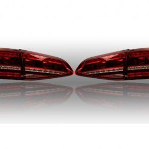 Golf 7 LED achterlichten GTI design Autopar Origineel VW Golf