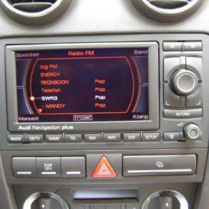 Audi A3 radio Navigatie RNS-E mmi-0