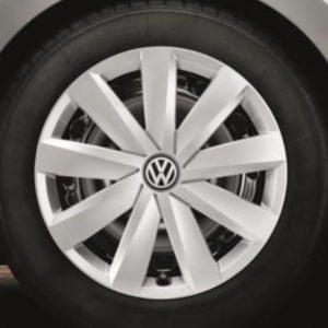 VW 16 Inch wieldoppen