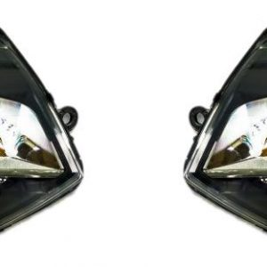 Set Xenon koplampen VW Multivan Dynamisch met LED dagrijverlichting-0