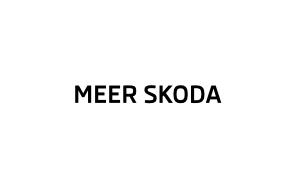 Meer voor Skoda