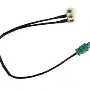 Antenne Adapter | FAKRA enkel -> dubbel nieuw-0