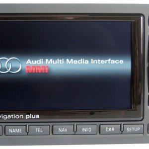 Audi A4 RNS-E MMI