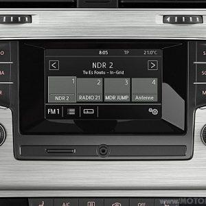 Composition Touch Infotainment Audiosysteem -0