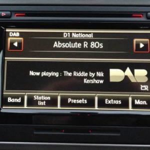 RNS510 DAB+ Volkswagen Navigatiesysteem-0