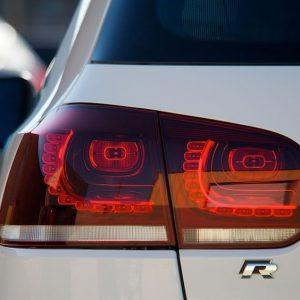 Golf 6 R-Line LED achterlichten-0