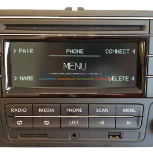 RCD250 Volkswagen bluetooth radio