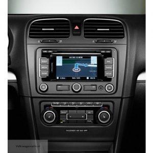 RNS315 zonder bluetooth origineel Volkswagen navigatiesysteem