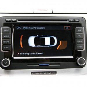 RNS510 - H Versie | Origineel VW navigatiesysteem | VW Golf VI | Plus | Touran | Polo | Passat e.a.-0