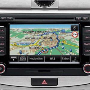 Volkswagen RNS510 P versie navigatiesysteem