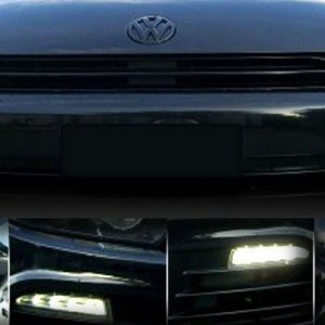 Scirocco LED DRL knipperlicht adapter-0