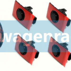 Parkeersensoren Golf 5 - Voor (uitbreiding)-0