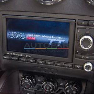 Audi TT RNS-E MMI Nieuw Navigatie-0