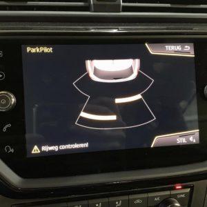 Seat Ibiza parkeersensoren achter 2015 2016 2017 2018 2019 2020