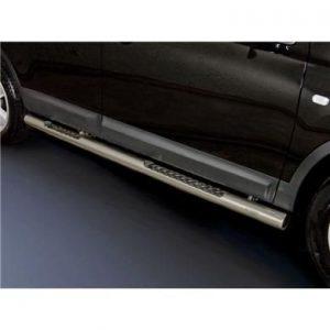 VW Amarok sidebars