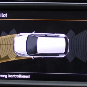 Parkeersensoren VW Touran 2015 > voor en achter-0