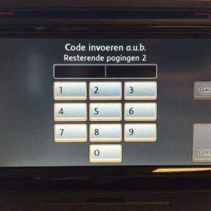 Volkswagen radio code opvragen radio-0