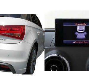 Parkeersensoren Audi A1 Achter