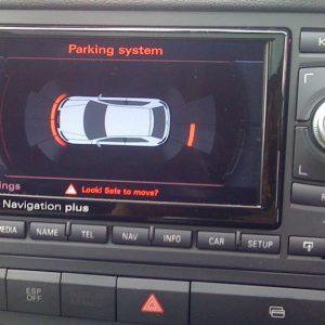 Parkeersensoren Audi A3 8P - Achter-0