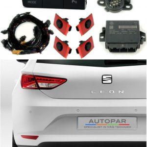 Parkeersensoren Seat Leon - Achter-0
