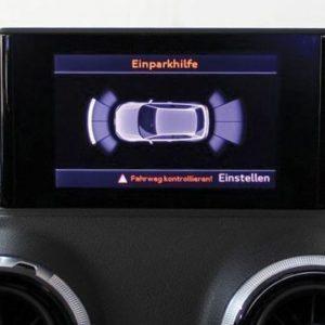 Parkeersensoren Audi A3 8V upgrade voor-0