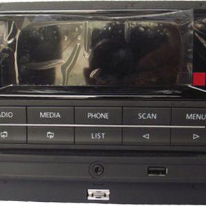 Golf 7 Radio Telefoon Handsfree Bluetooth SD USB MP3 Alles-in-een-radio -0