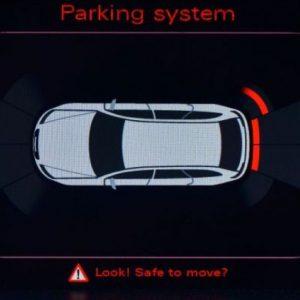 Parkeersensoren Audi A6 uitbreiding voor-0