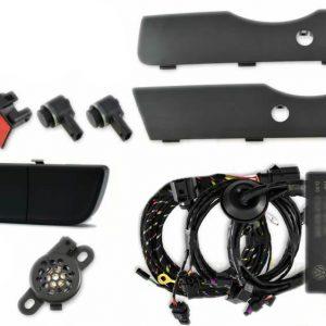 Parkeersensoren Audi Q3 uitbreiding voor-0