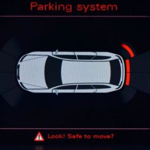 Parkeersensoren Audi A5 uitbreiding voor-0