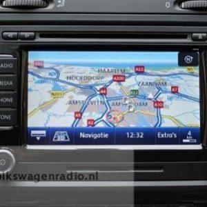 Volkswagen RNS510 P navigatiesysteem marge-0