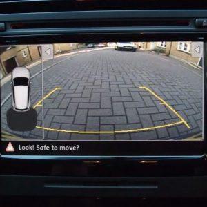 Achteruitrijcamera Seat Altea-0