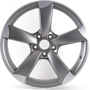 """Audi aluminium 19"""" velg - Origineel Audi-0"""