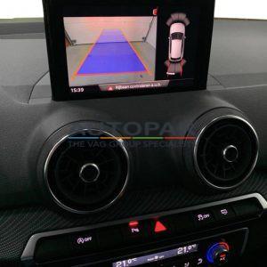 Audi Q2 achteruitrijcamera