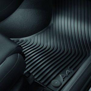 Audi A4 rubberen matten