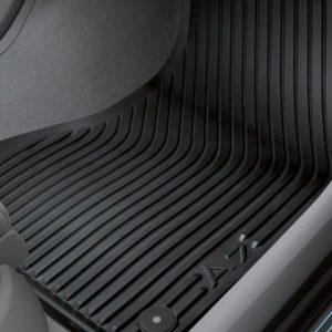 Audi A7 inleg rubberen voetmatten set voor-0