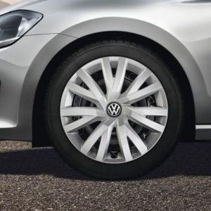 Volkswagen wieldoppen Golf 7 set 16 inch-0