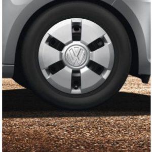Volkswagen wieldoppen Up! set 14 inch-0