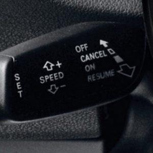 Audi Q3 cruisecontrol origineel