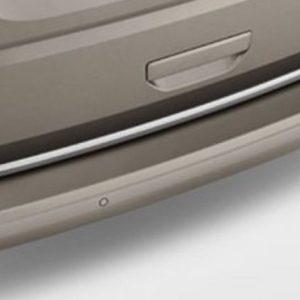 Origineel VW Multivan T6 dorpel beschermfolie voor de achterbumper-0